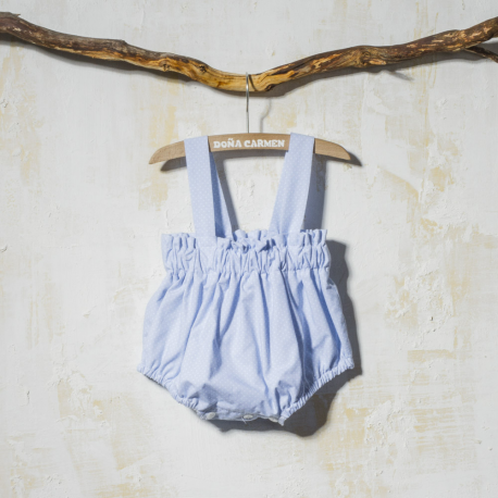 BLOOMER WITH STRAPS ROCA