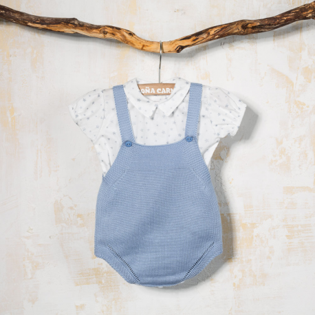 SET DUNGAREE VESNA