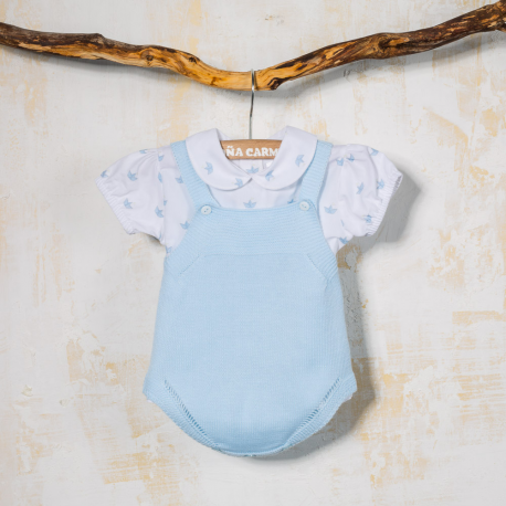 SET DUNGAREE TILUS