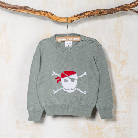 SWEATER PIRATA
