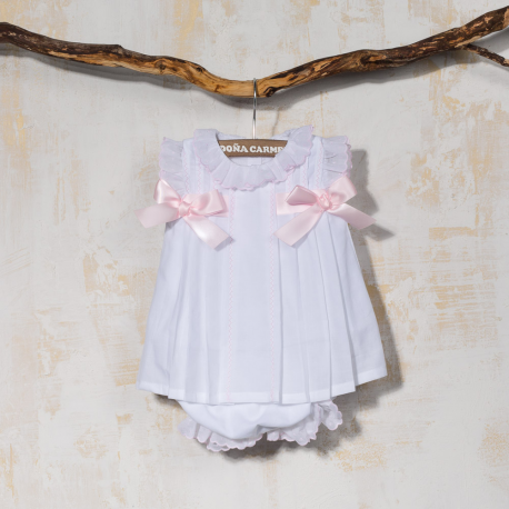 BABY DRESS WITH PANTIES DORIS