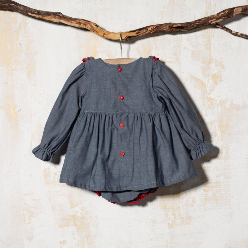 DRESS WITH PANTIES GOYA