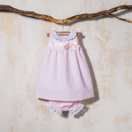 BABY GOWN REBECA