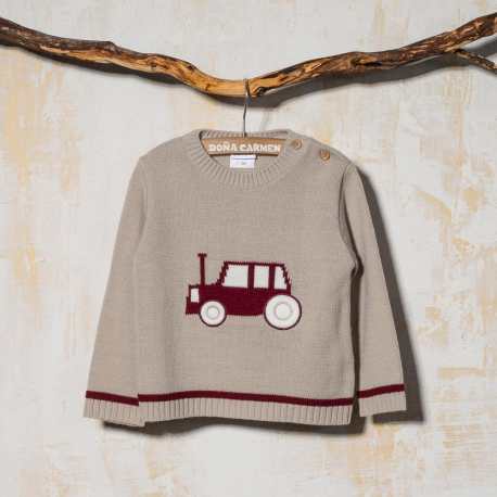 SWEATER CAMION