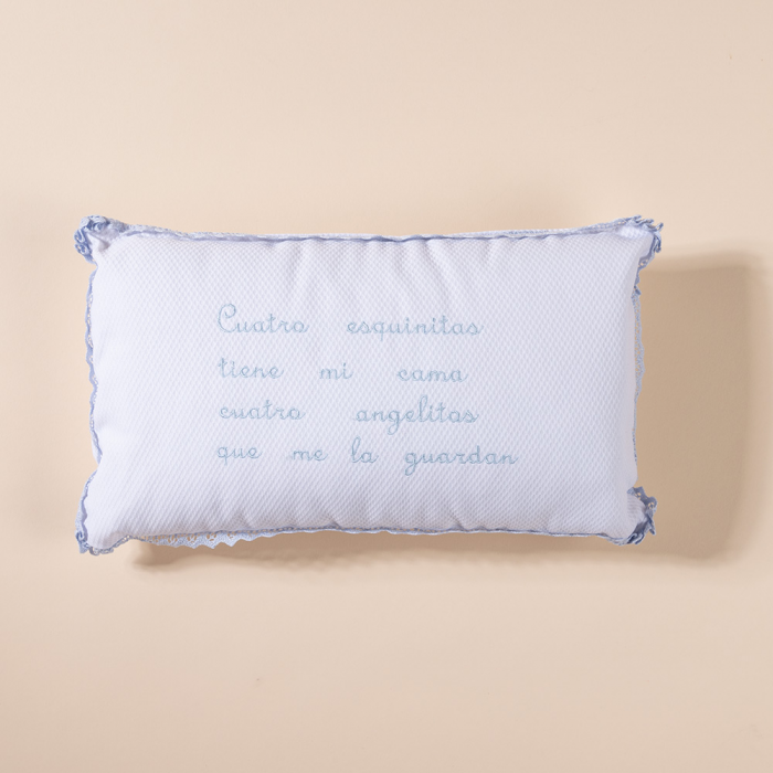 CUSHION COJIN BORDADO