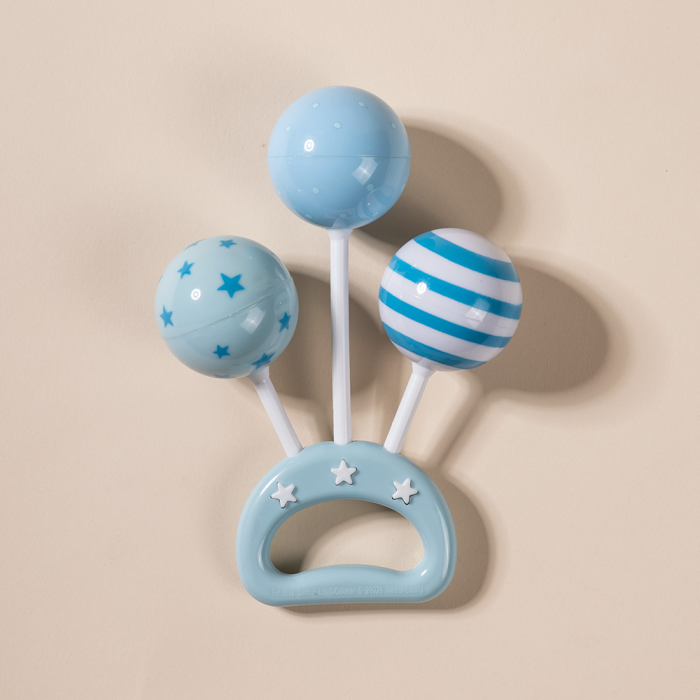 BABY RATTLE BOLAS