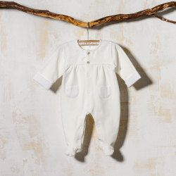 COTTON SLEEP SUIT IMAN