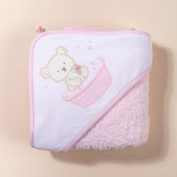 BABY TOWEL BATH