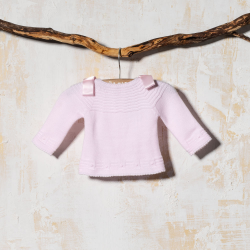 PINK BABY SWEATER ARPA
