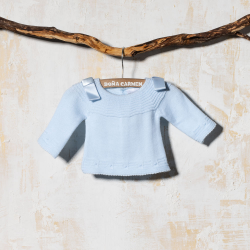 BLUE BABY SWEATER ARPA