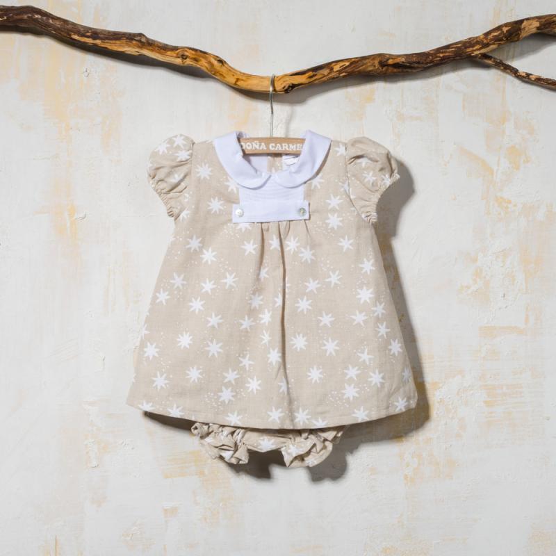 DRESS WITH PANTIES ESCALA