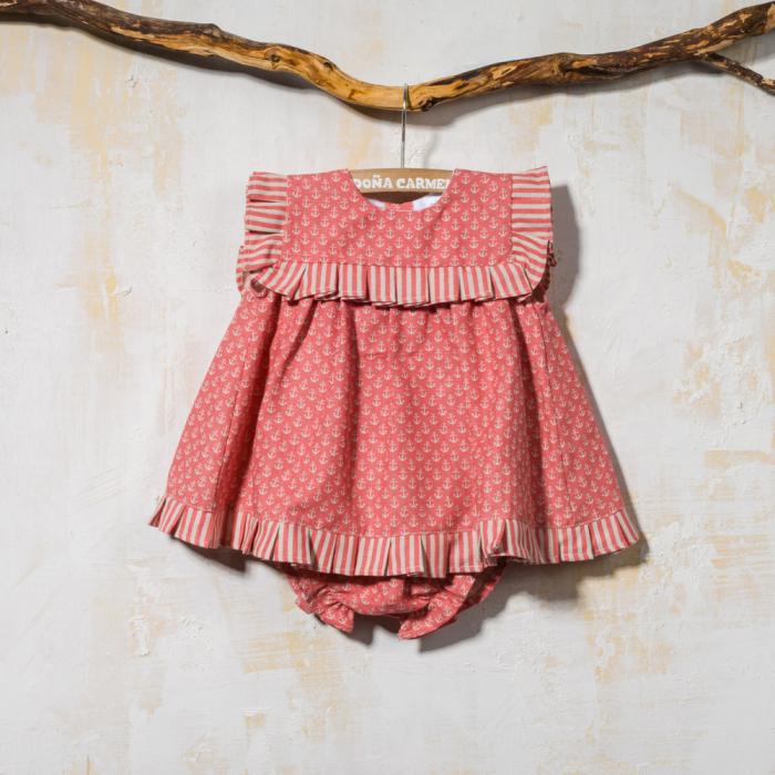 DRESS WITH PANTIES FAROLA
