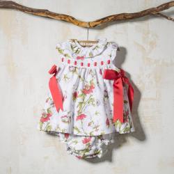 DRESS WITH PANTIES FLORA