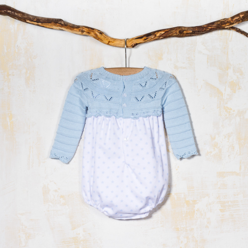 BABY ROMPER FLUVIAL
