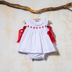 DRESS WITH PANTIES PAMPLONA