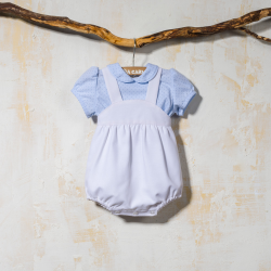 DUNGAREE SET LUNAR