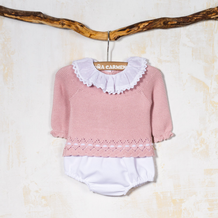 KNITTED SET CHILE