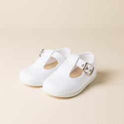 """T-strap shoe  """" LONETA"""""""