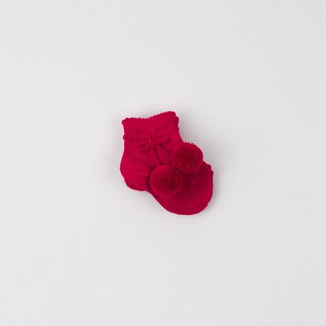 calcetin-pompon-rojo