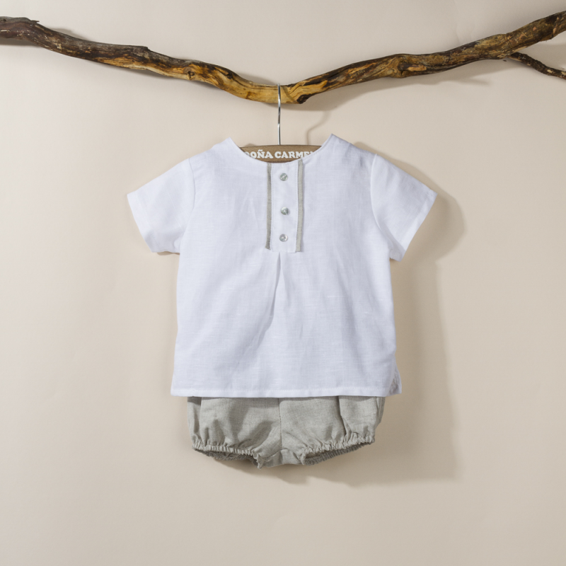BOY SET NIEBLA