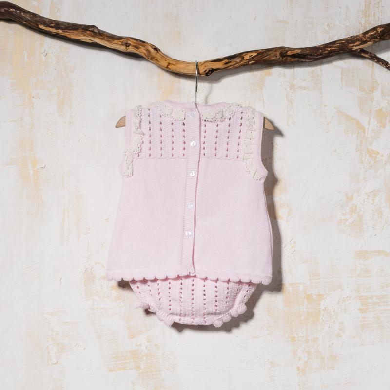 BABY COTTON DRESS TOJOS