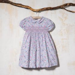 SMOCKED DRESS LYDIA