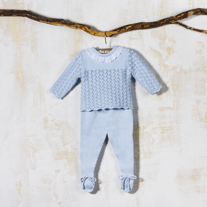BABY COTTON SET CLAVEL