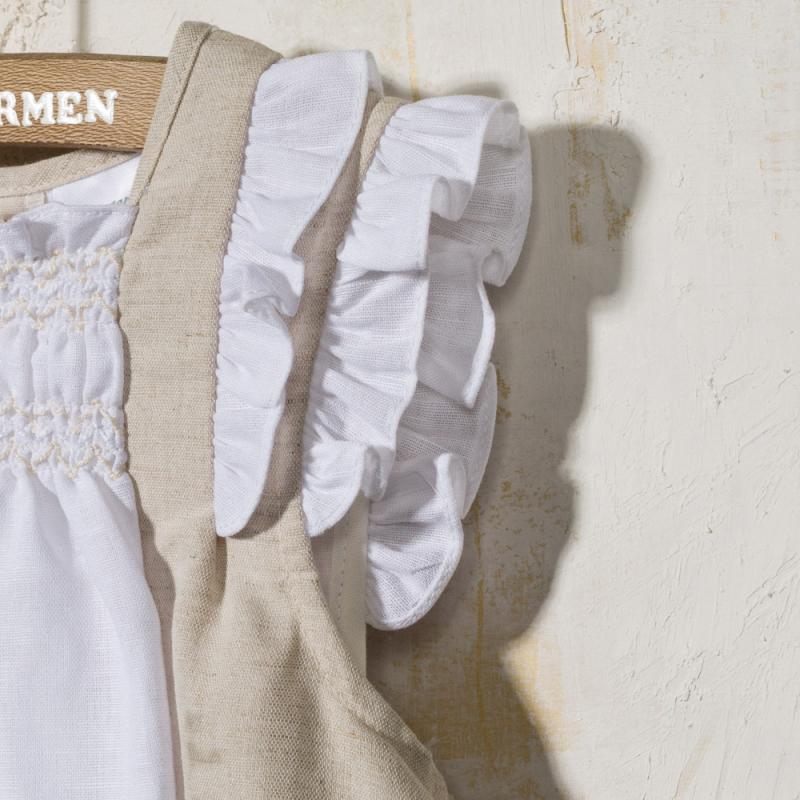 SMOCKED DRESS  RUDA