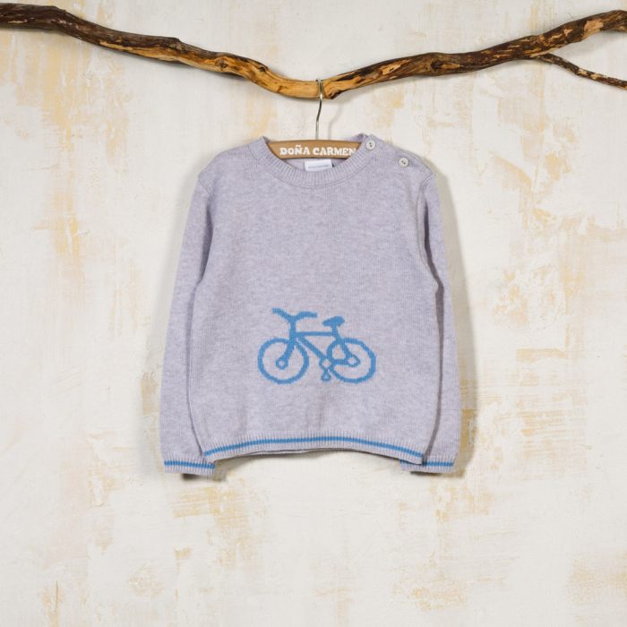 SWEATER BICICLETA