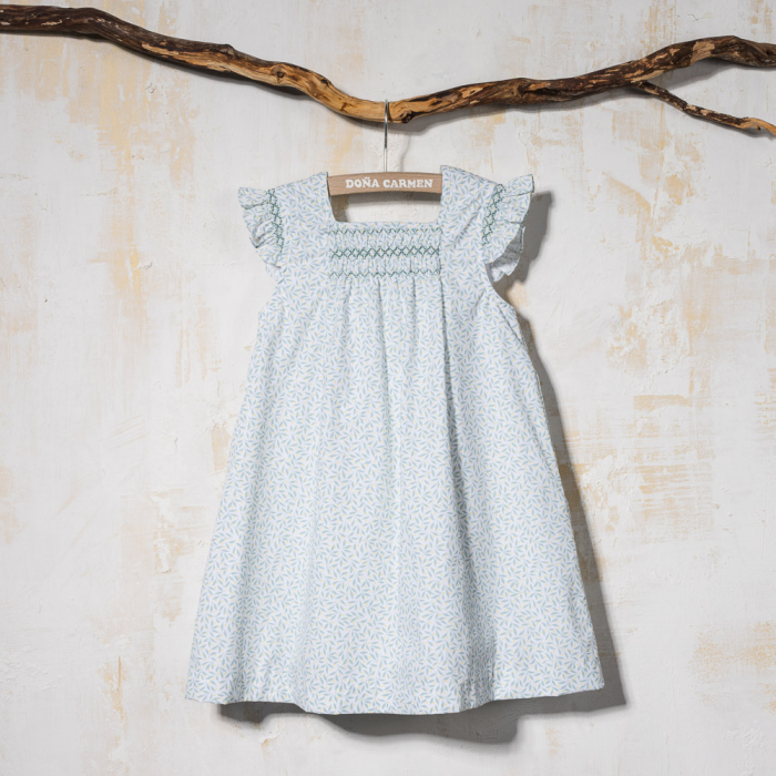 SMOCKED DRESS ARPA