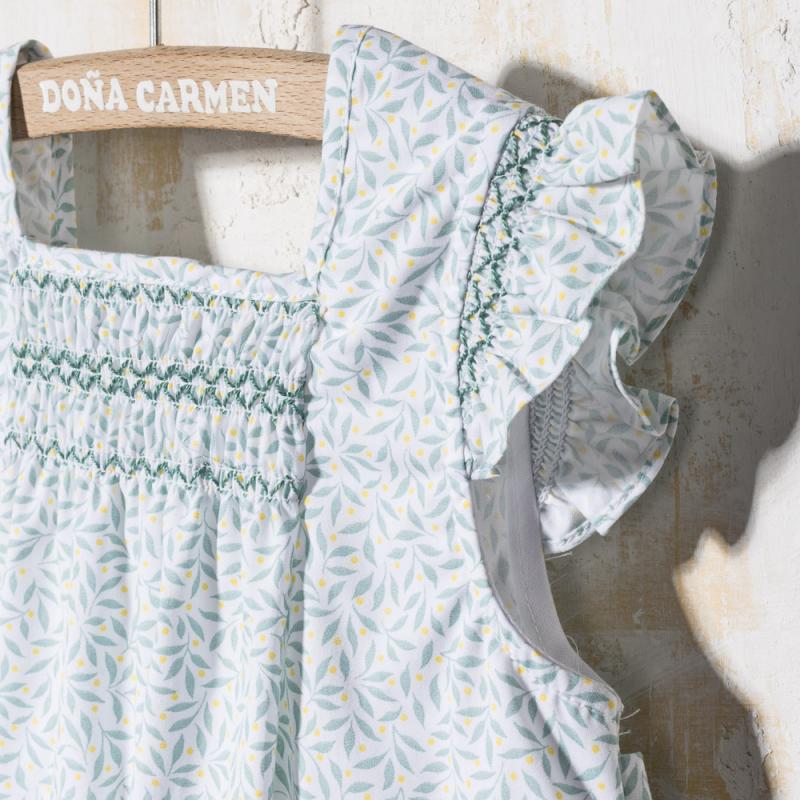 SMOCKED DRESS ARPA