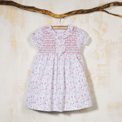 SMOCKED DRESS CAMPER