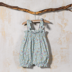 BABY ROMPER WITH BRACES CAMPO