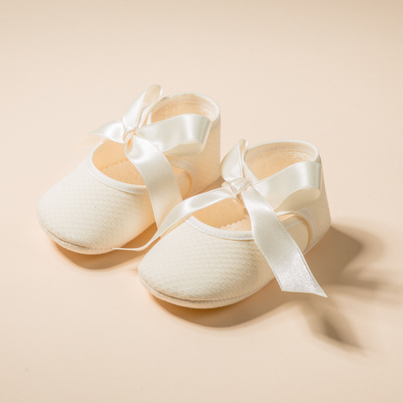 BABY SHOES PIQUE