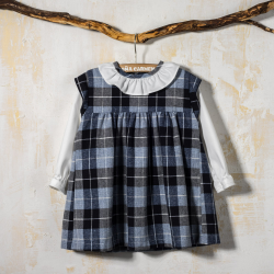 GIRL DRESS CORRAL