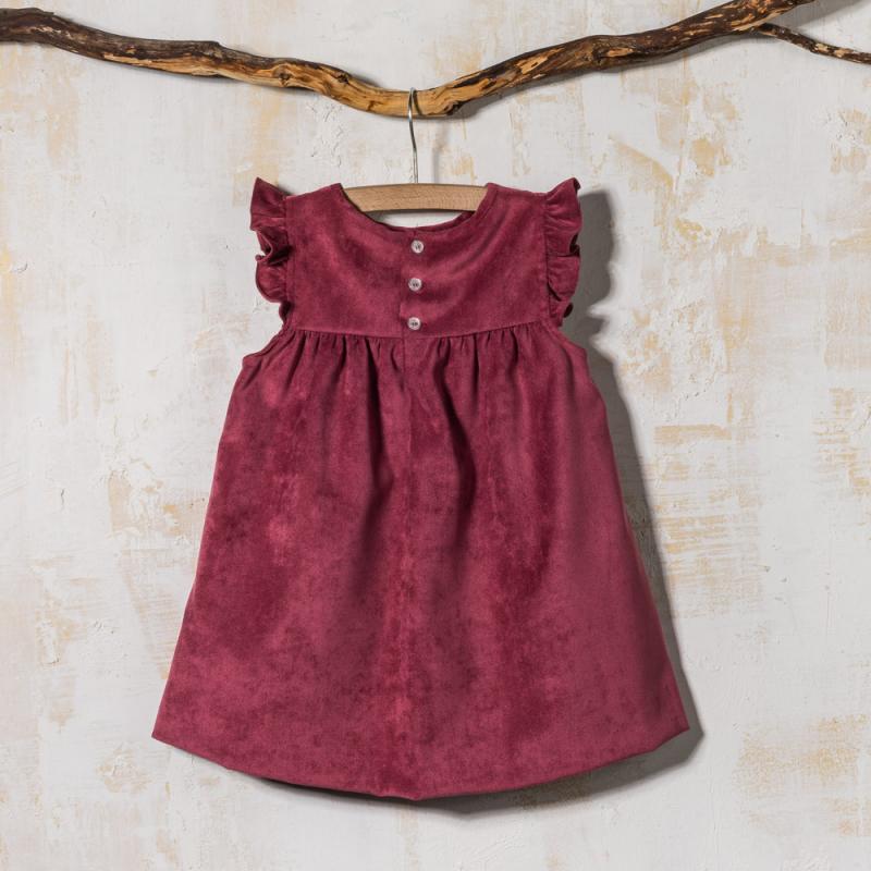 SMOCKED DRESS HARRYS
