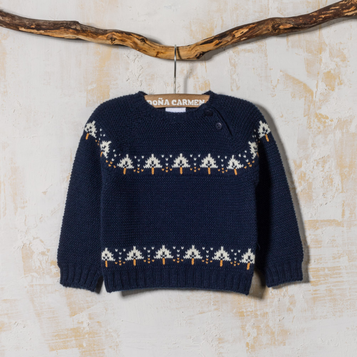 WOOL SWEATER ARBOL
