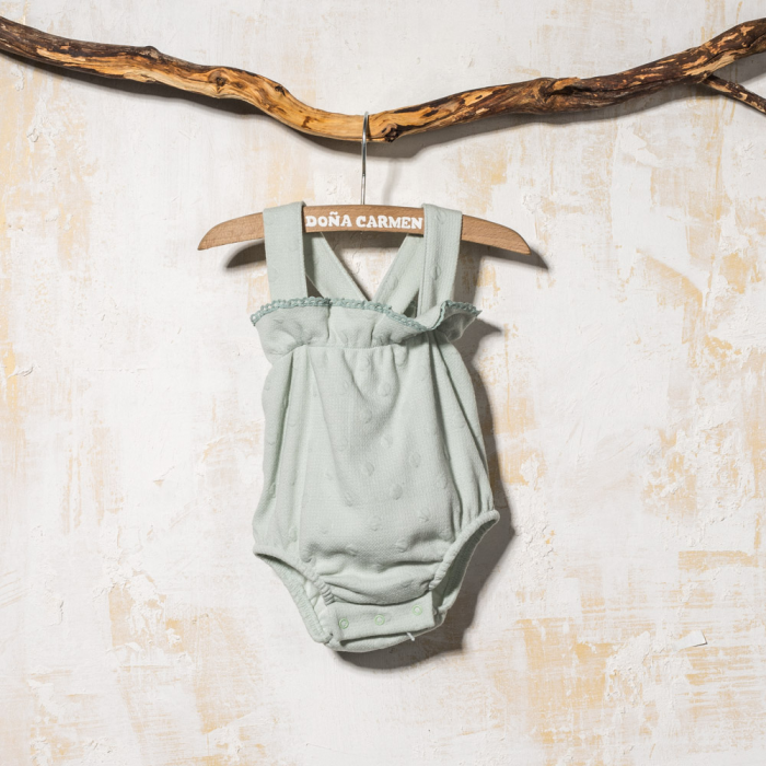 BABY ROMPER WITH BRACES TOPO
