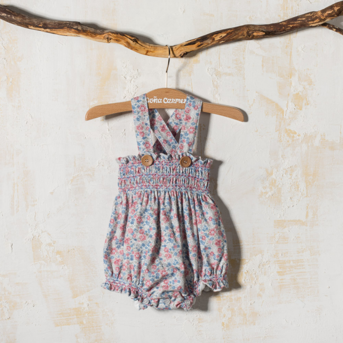 BABY ROMPER WITH BRACES FORTUNA