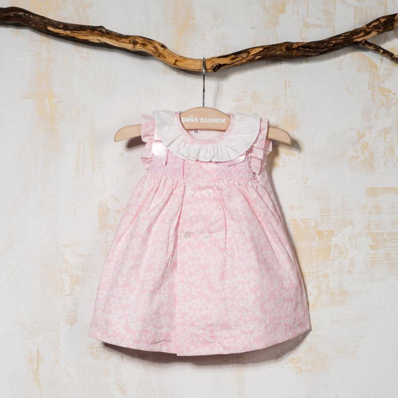 SMOCK BABY DRESS RAMAJE