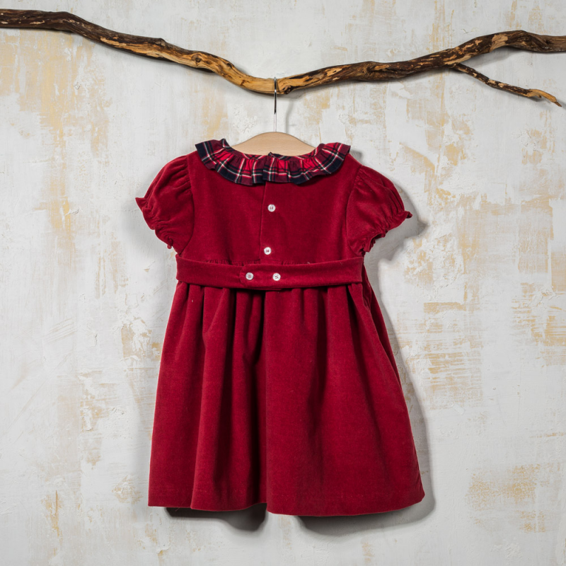 SMOCKED DRESS CUENCA
