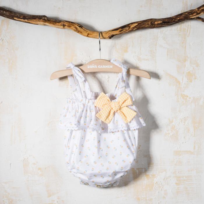 BABY ROMPER TIRANTE BETTA