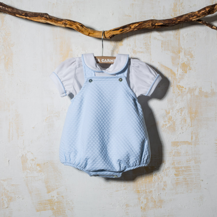 BABY ROMPER DUNGAREE KECO