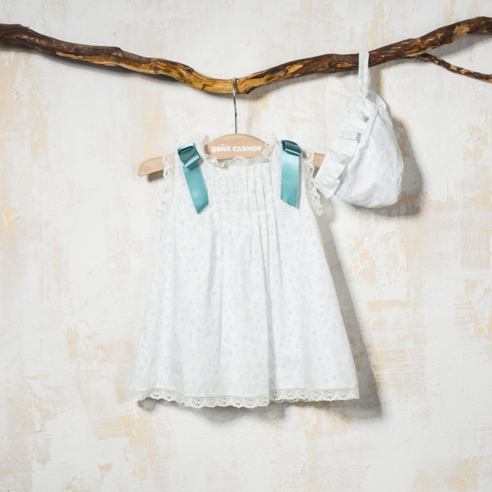 BABY GOWN MARIPOSAS