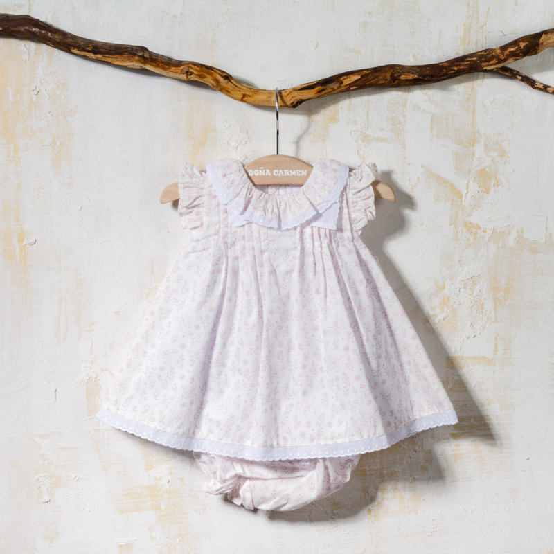 DRESS WITH KNICKERS MARIPOSA