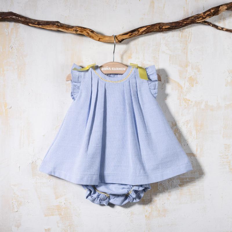 DRESS WITH PANTIES CADENA