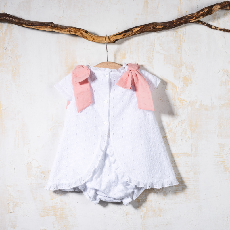 DRESS WITH KNICKERS VOILE