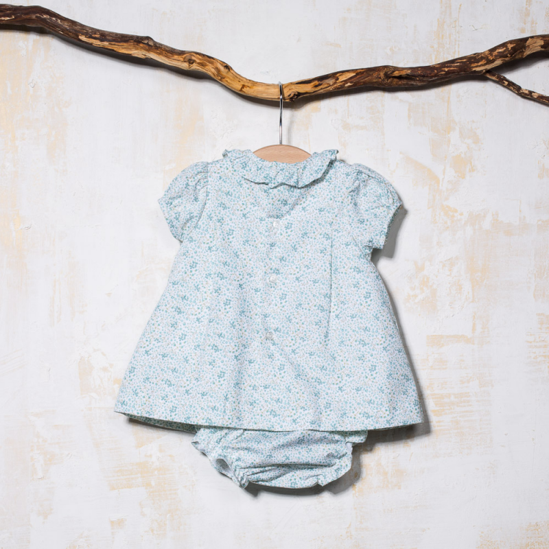 DRESS WITH KNICKERS SMOCK ENTREDOS
