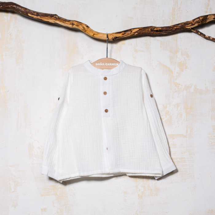 LONG SLEEVED SHIRT BAMBULA