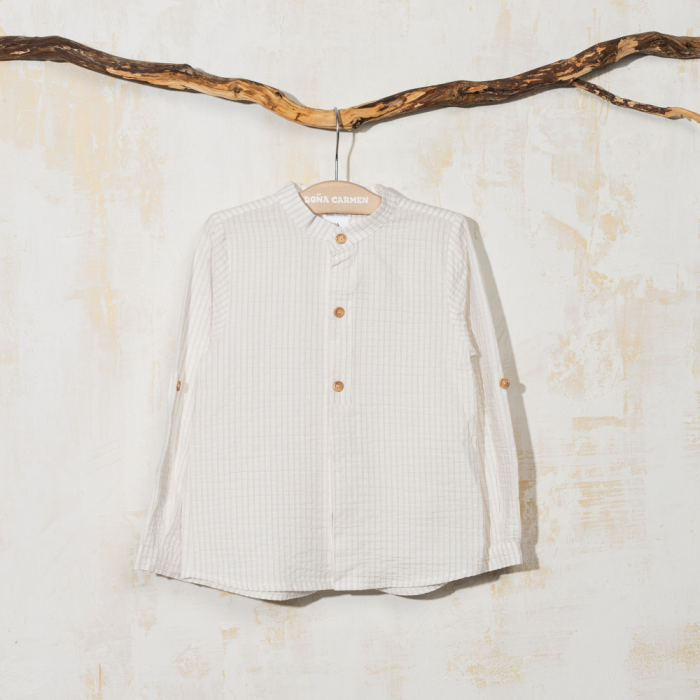 LONG SLEEVE SHIRT CANOTIER
